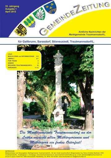 (3,94 MB) - .PDF - Trautmannsdorf an der Leitha