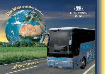 WEIHNACHTSMäRKTE - Thon Reisen