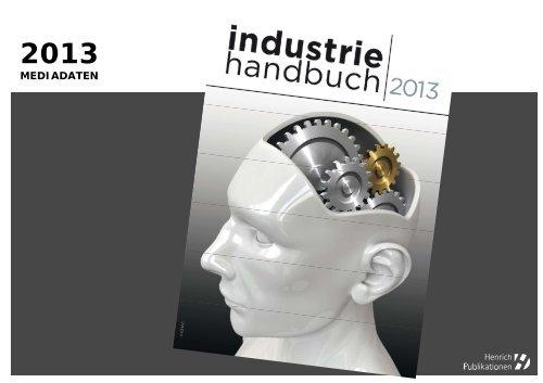 Industrie Handbuch 2013 - K Magazin