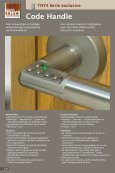VEiLiGHEiDS Cilinder • ANTi-iNBrAAk CYLiNDrES DE ... - Thys - Page 6