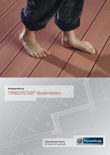 TIMBERSTAR®-Bodendielen - ThyssenKrupp Plastics