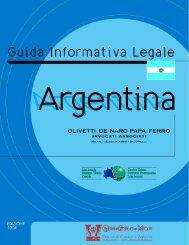 Argentina - Camera di Commercio di Mantova