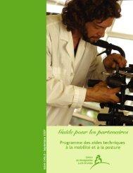 Guide des partenaires - volet CHSLD [PDF, 3176Ko] - Centre de ...
