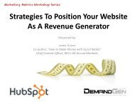 Strategies To Position Your Website As A Revenue Generator
