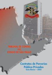 Contratos de Parcerias Público-Privadas Guia Básico - 2005