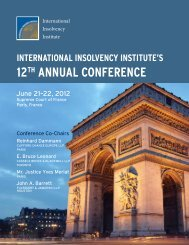 12th annual conference - NVRII