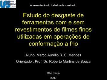 Marco Aurélio R.Mendes - LFS