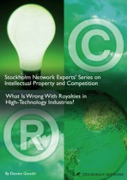 Download this publication - The Stockholm Network