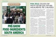 fisa 2012 coloca em pauta setor que fatura anualmente r$ 2 bilhões