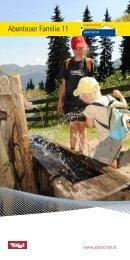 Abenteuer Familie 11 - Familienurlaub in Tirol