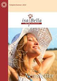 Lebenselixier Sonne - Isabella