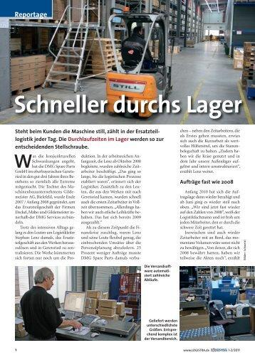 Reportage - AEB GmbH