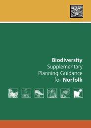 Biodiversity Supplementary Planning Guidance - South Norfolk ...