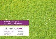 Public Viewing Paper 2014 - Kanzlei Härting