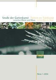 Straße der Gartenkunst Tuinen en Tuinkunst - bei der Strasse der ...