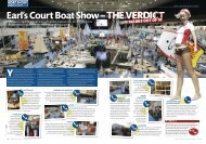 Earl's Court Boat Show - Yachting Monthly