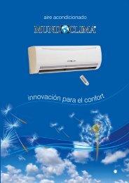 Catálogo Mundoclima 7.1 - Salvador Escoda SA