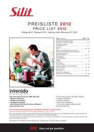 Preisliste UVP - Februar 2013_1K.indd - EKT GmbH WebShop