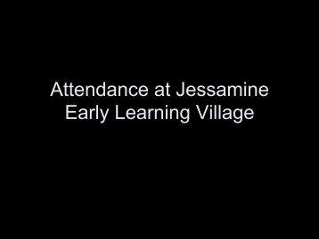 Attendance Information - Jessamine County Schools