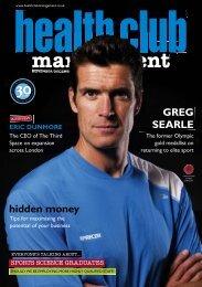 Health Club Management November/December 2010 - Leisure ...