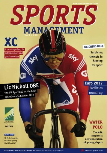 Sports Management Issue 1 2012 - Leisure Opportunities