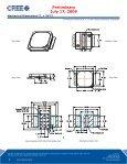 Cree XLamp MX-6 LEDs - ChipCAD - Page 7