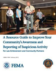 A Resource Guide to Improve Your Community's Awareness and ...