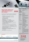 Technische Daten - Petri Konferenztechnik - Seite 2