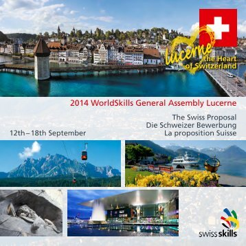 Swiss Skills Bros GA-WSI 2012 final