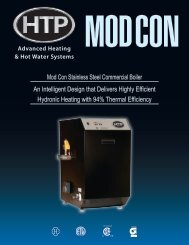 Mod Con - Heat Transfer Products, Inc