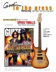n Revoicer - Godin Guitars