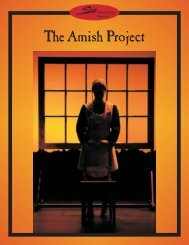 The Amish Project - State Theatre