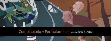 Combinatoria y Permutaciones obra de Jorge A. Palos - Cultura UDG