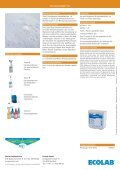 Foam stop.indd - Ecolab Inc. - Page 2
