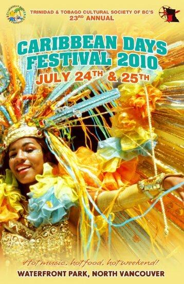 contents - Caribbean Days Festival