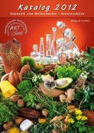 Katalog 2012 - Art of Beauty