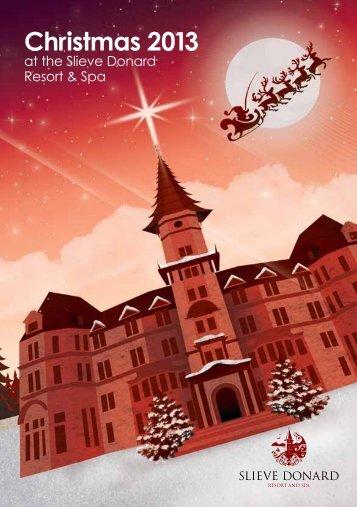 Christmas 2013 - Hastings Hotels