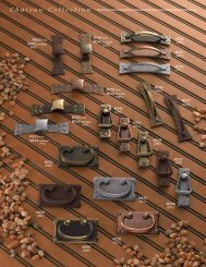 Chateau Collection - Top Knobs