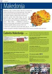 Čudovita Makedonija ∙ 5 dni - Kompas