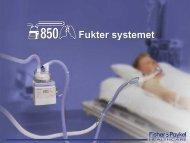Fukter systemet - Nor-Dax