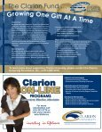 LEAVE YOUR LEGACY - Clarion University - Page 5