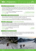Sommerprogramm 2012 - Ternberg-Trattenbach - Naturfreunde - Page 4
