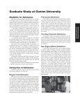 graduate catalog 2003-05 - Clarion University - Page 6