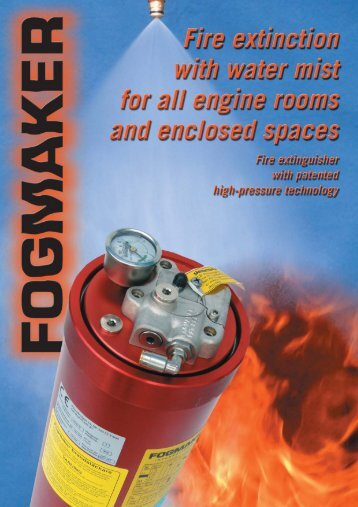 Fogmaker International AB