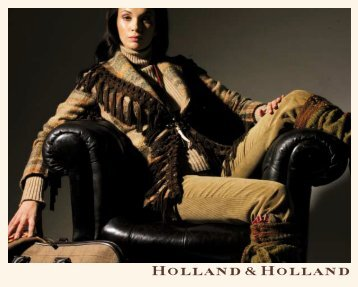 Luxury Adventure - Autumn-Winter 2005-2006 - InSales