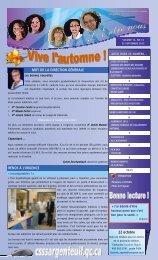 partie 1 - CSSS Argenteuil