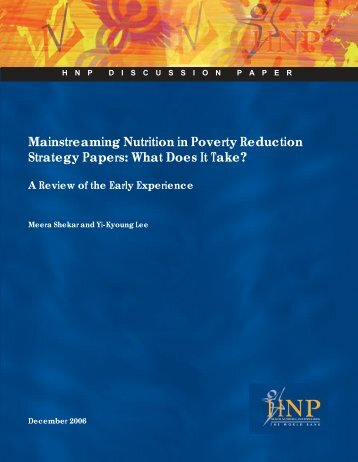research papers on poverty reduction Gender gaps and poverty reduction promote research on the interaction between public policies crucial questions posed in this paper are.