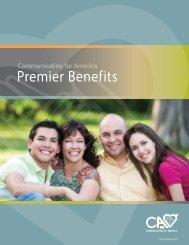 Premier Benefits - IHC Health Solutions