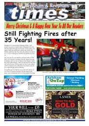 Merry Christmas & A Happy New Year To All ... - Times Free Papers