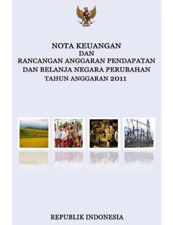 Full page fax print - Direktorat Jenderal Anggaran Kementerian ...